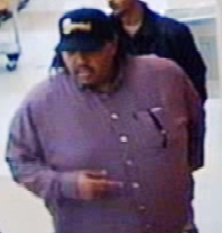 PNC Bank Robbery Suspect 10/04/2013