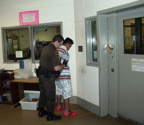 Domestic Violence Warrant Sweep 2013