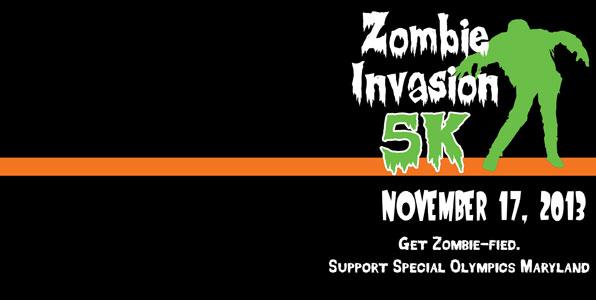Zombie Invasion 5K