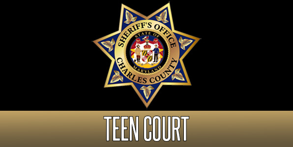 As our teen court — 1