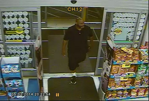 Rite Aid Robbery Photo 1 (May 2, 2014)