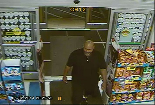 Rite Aid Robbery Photo 2 (May 2, 2014)