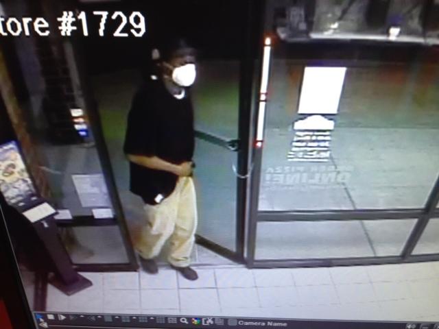 Robbery Suspect (05/12/14)