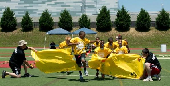 CCSO Football Camp