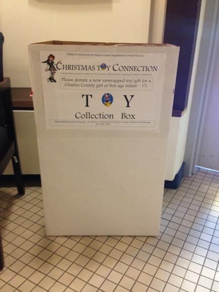 Donation Box 2015