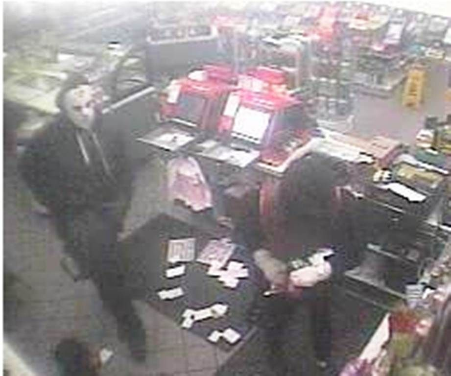 Halloween robbery suspects
