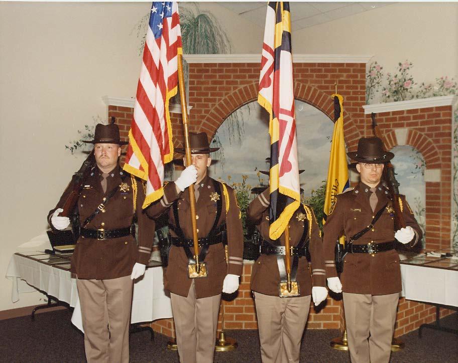 ccso honor guard