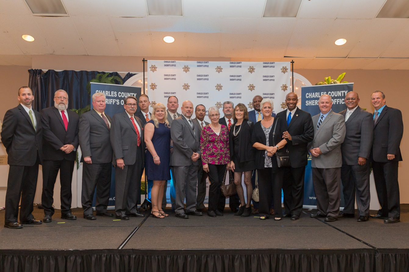 17 retirees were honored at the 2015 Annual Awards & Retirement Banquet