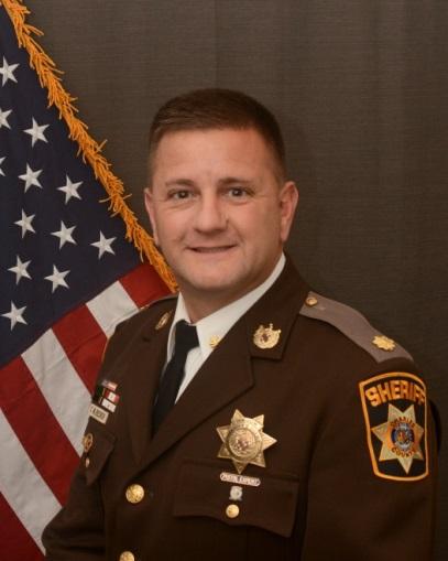Major Chris Becker