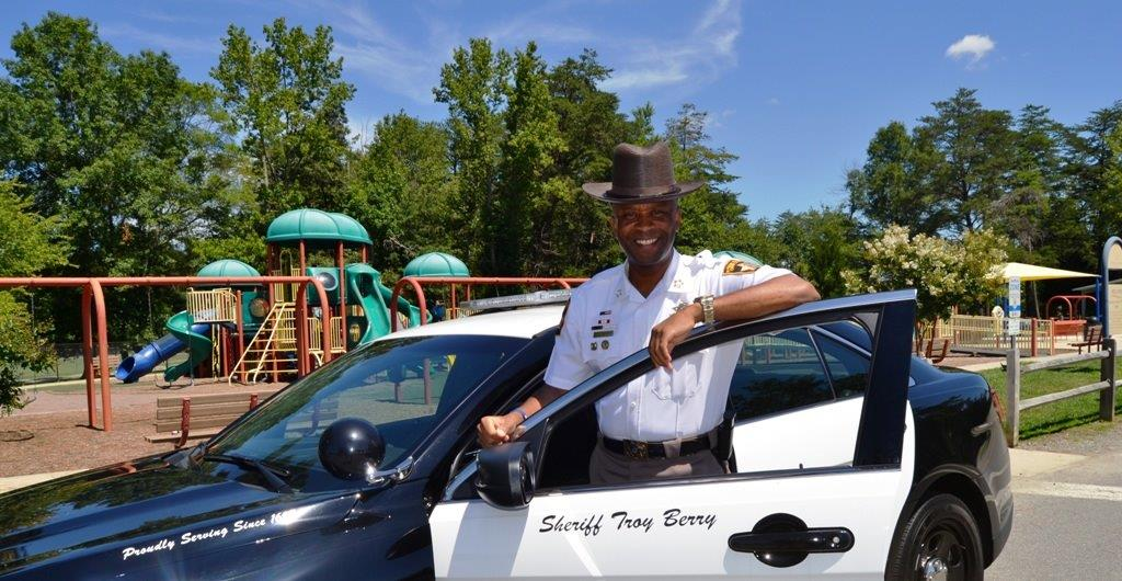 Sheriff Troy D. Berry