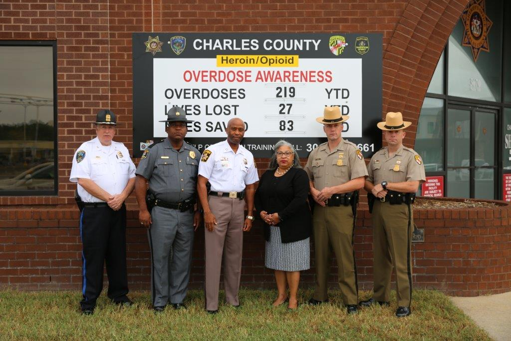 2017 Annual Report | Charles County Sheriff's Office